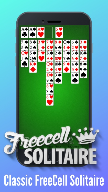 FreeCell Solitaire Classic ◆ screenshot-0