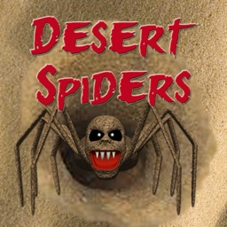 Giant Desert Spiders