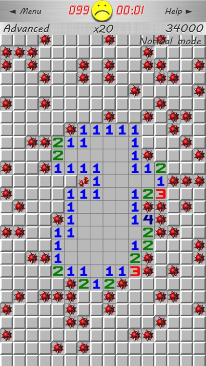 Classic Minesweeper :) screenshot-0