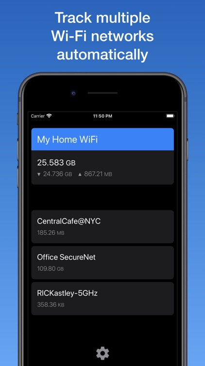 WifiMan from DataMan