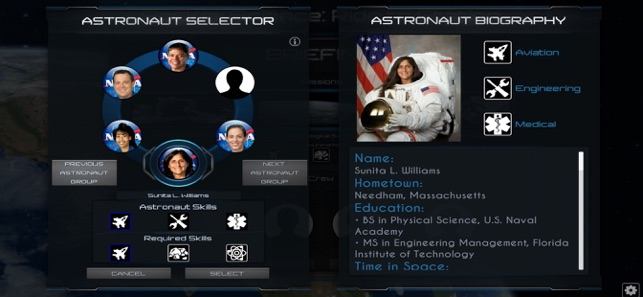 ‎Rocket Science: Ride 2 Station Screenshot
