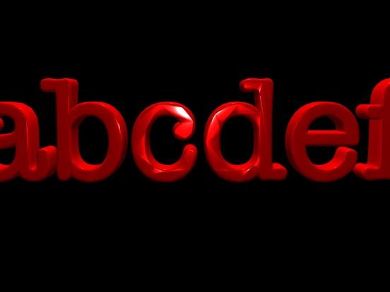 Banner 3D - scrolling text app screenshot 12