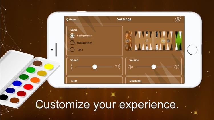 Backgammon Gold screenshot-3