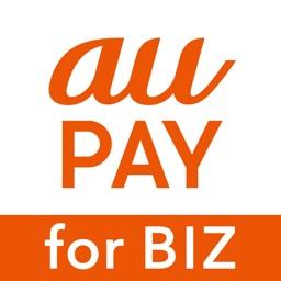au PAY for BIZ