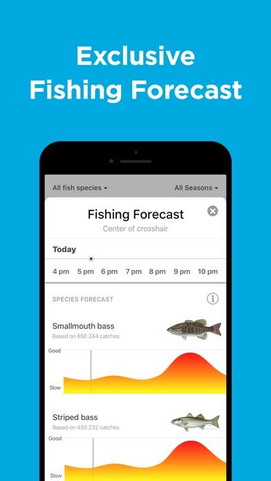 Screenshot for Fishbrain - Fishing App in Germany App Store