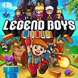 Legend Boys World: Party Hero