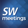 SW Meetings iphone and android app