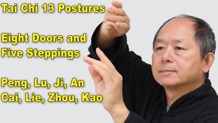 Tai Chi 13 Postures