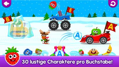 Screenshot for ABC Lernspiele für Kinder ab 4 in Germany App Store