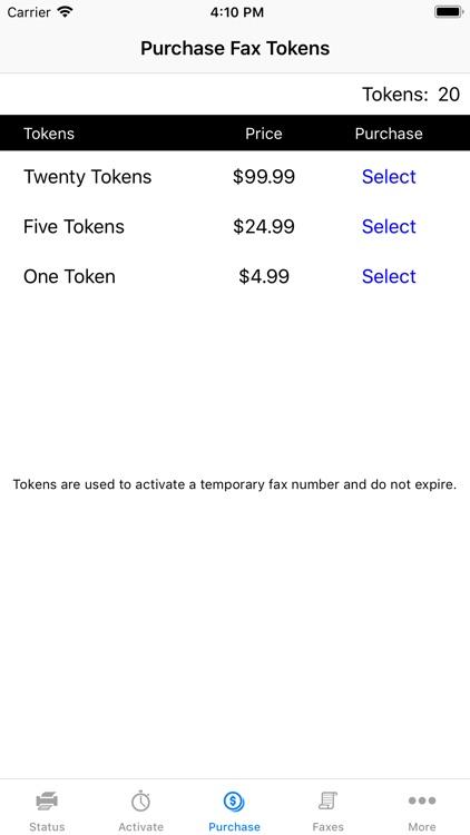 FaxReceive - receive fax app screenshot-4