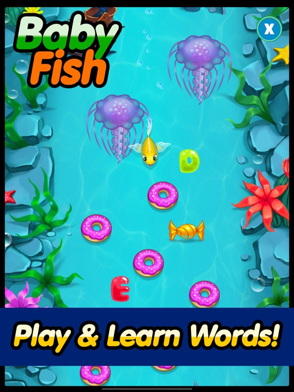 Baby Fish for Kids screenshot 4