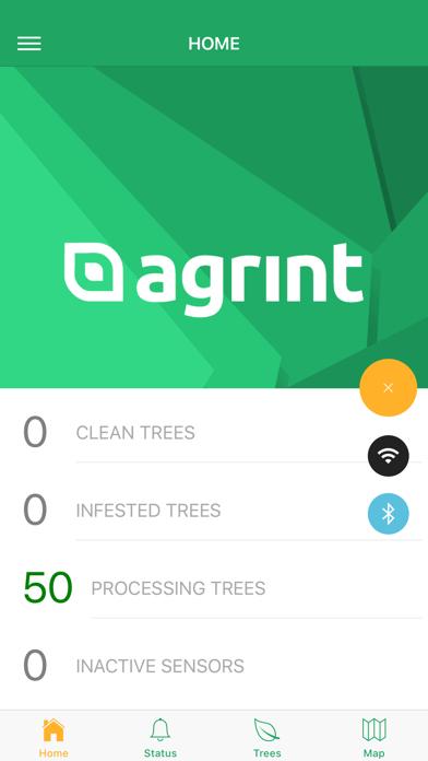IoTree App screenshot one