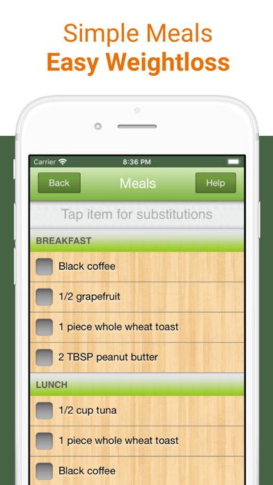 3 Day Military Diet Screenshot