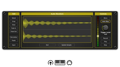 Chameleon AUv3 Sampler Plugin screenshot 4