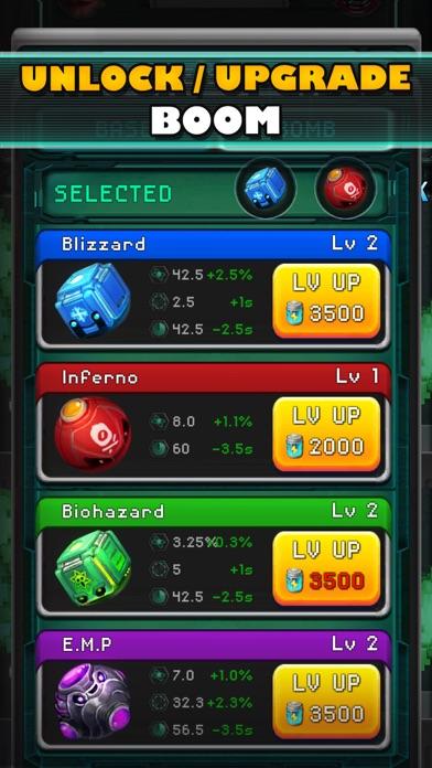 Cybershock : TD Idle & Merge screenshot 6