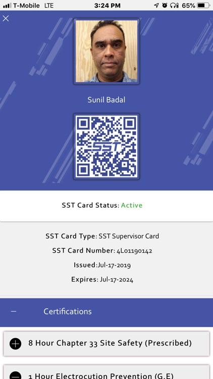 SST Card Tracker screenshot-6