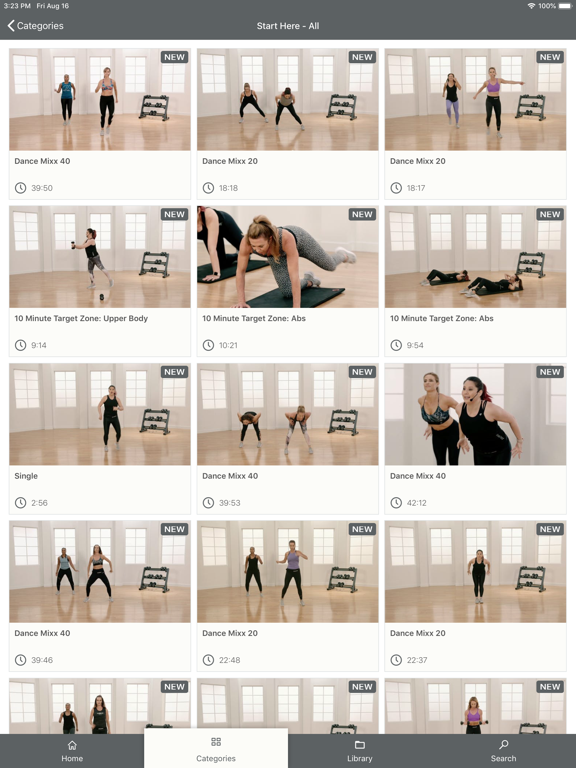 Jazzercise On Demand screenshot