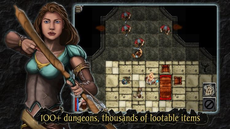Heroes of Steel RPG screenshot-4