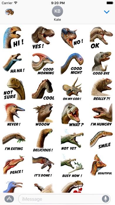 Dinosaurs Sticker Packのおすすめ画像5
