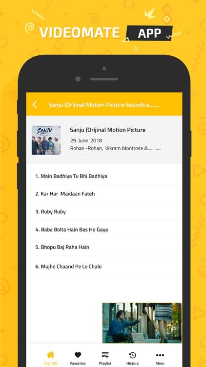 Video Mate - Top Music Videos screenshot-6