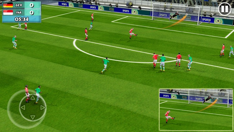 Play Football 2020 - Real Goal screenshot-4