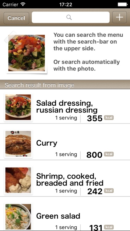 FoodLog : Calorie Counter screenshot-4