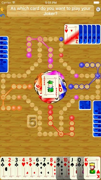 Dog Board Game screenshot-4