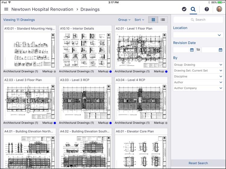 ProjectSight for iPad