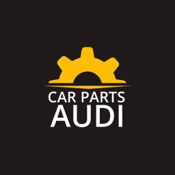 Car parts for Audi - ETK, OEM