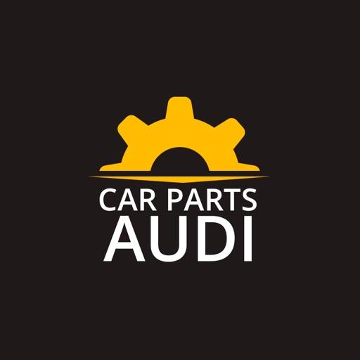 Car parts for Audi - ETK, OEM by Ruslan Balkarov