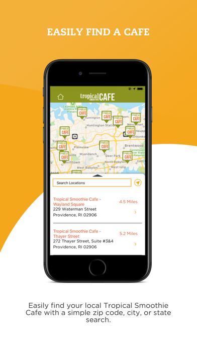 messages.download Tropical Rewards App software