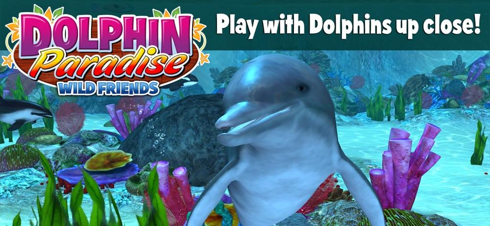 Dolphin Paradise: Wild Friends Cheat Codes