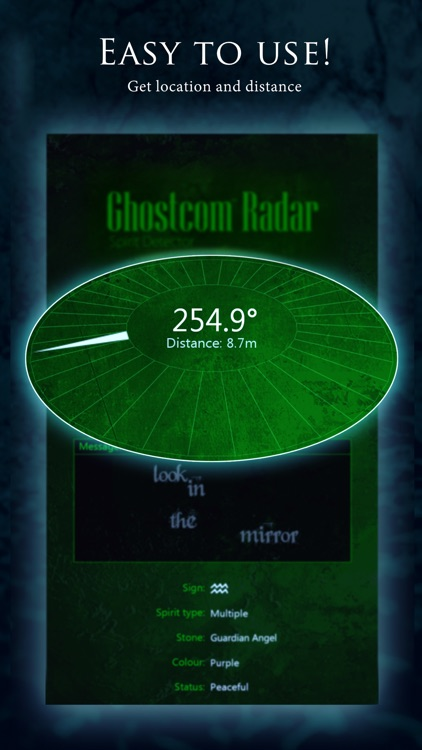 Ghostcom Radar Spirit Detector