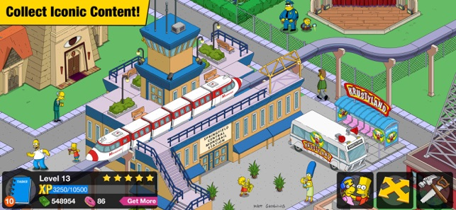 The Simpsons™: Tapped Out on the App Store