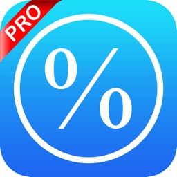 % Percentage Calculator Pro