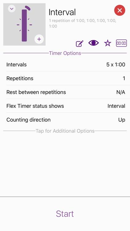 GymNext Flex Timer screenshot-3
