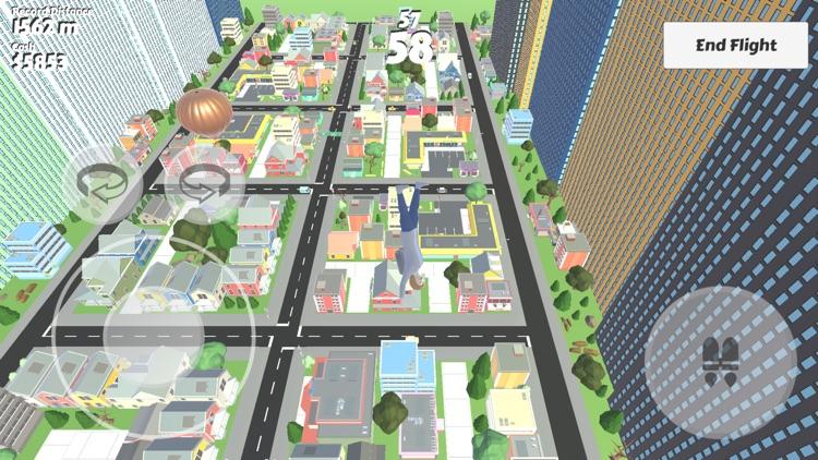 Rocket Man 3D screenshot-3