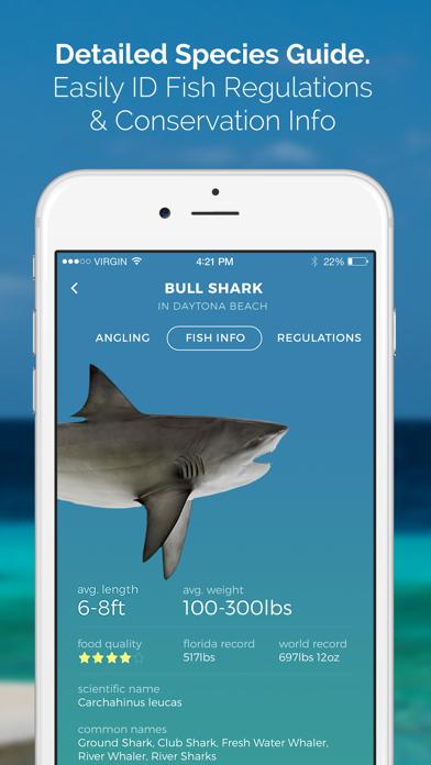 Pro Angler - Fishing App Screenshot