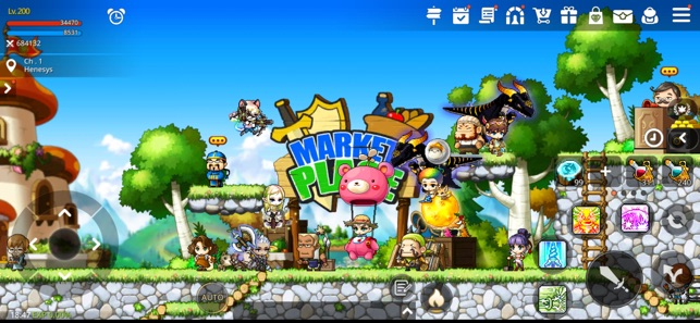 MapleStory M: Fantasy MMORPG on the App Store