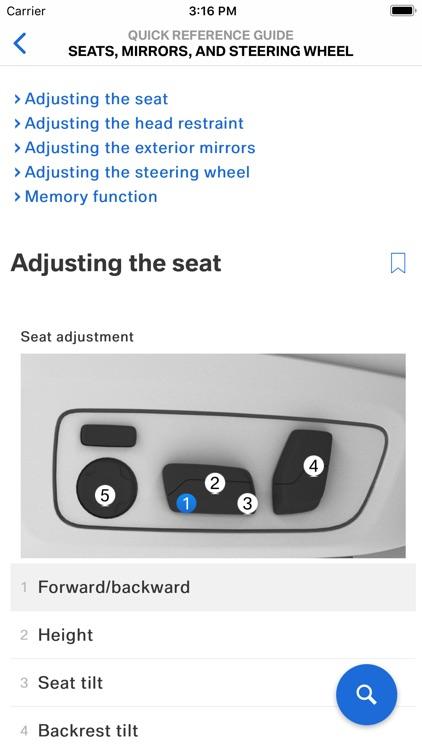 BMW Driver's Guide screenshot-3