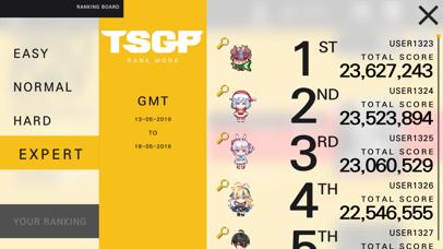 TAPSONIC TOP - Music Game screenshot 8
