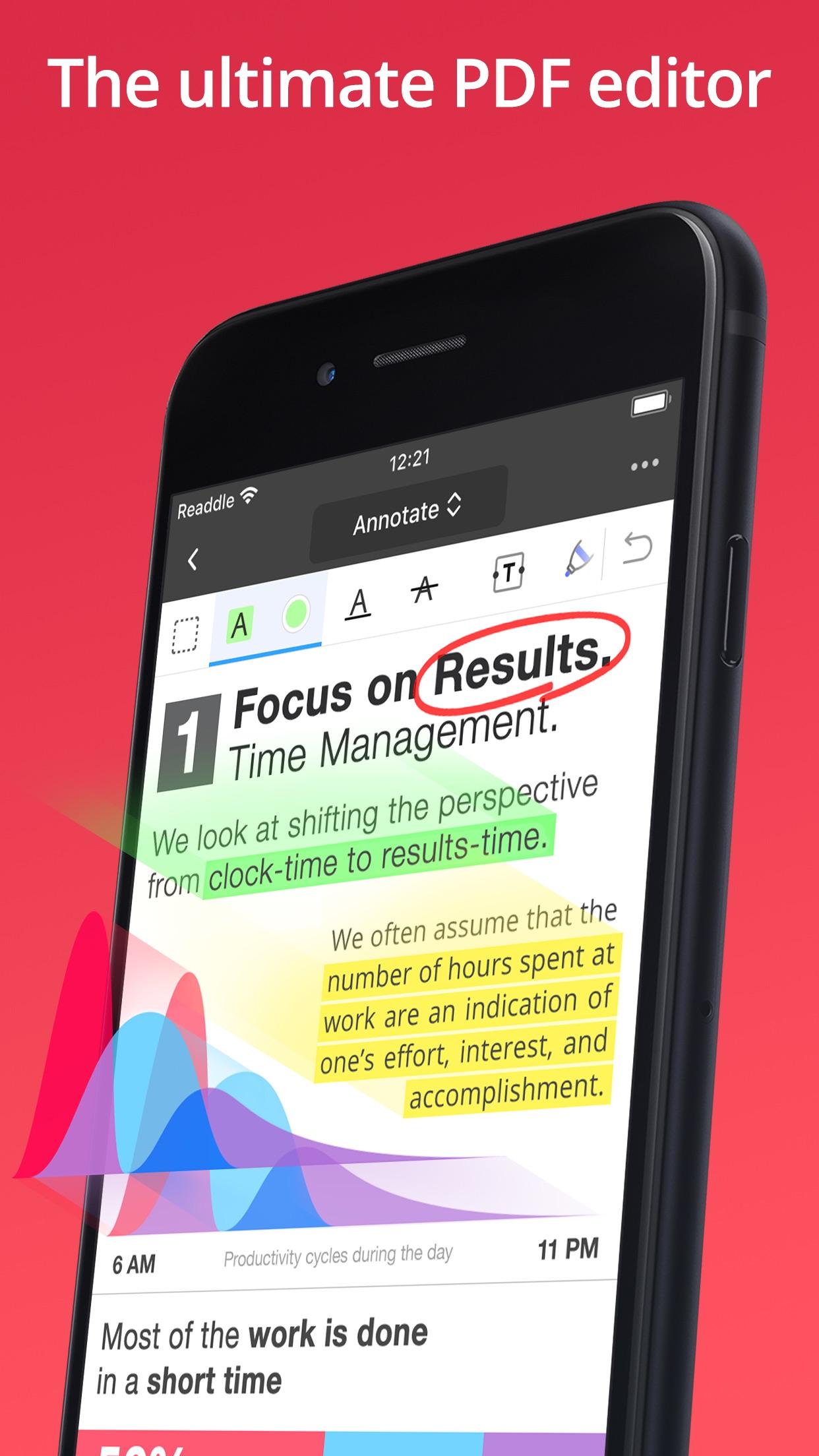 PDF Expert: PDF Reader, Editor Screenshot