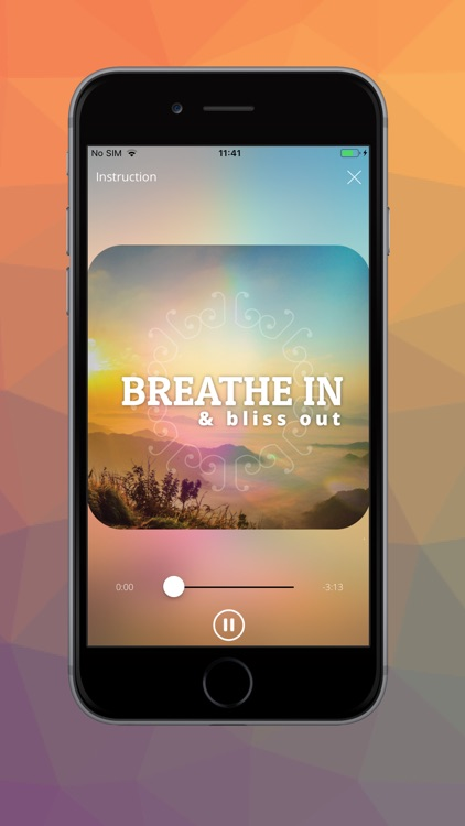 Flourish - Guided Breathwork screenshot-3