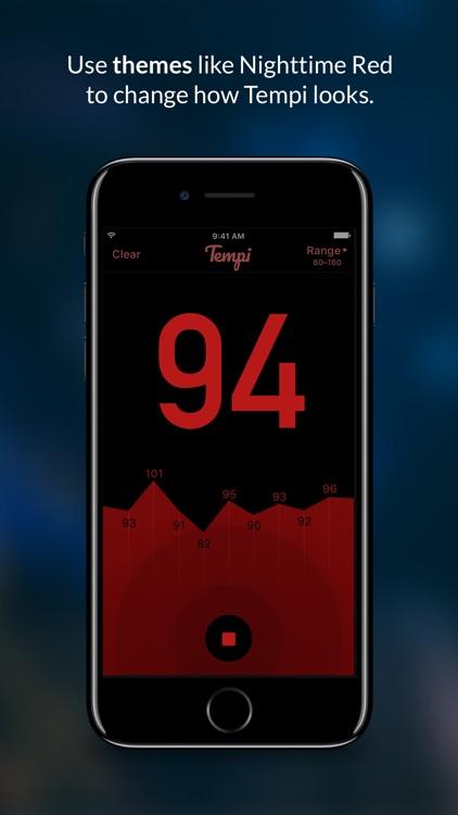 Tempi – Live Beat Detection screenshot-3
