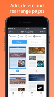 PDF Expert 7: PDF Editor iphone images