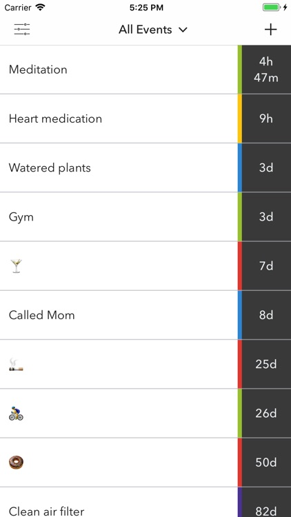 Hindsight - Time Tracker screenshot-0