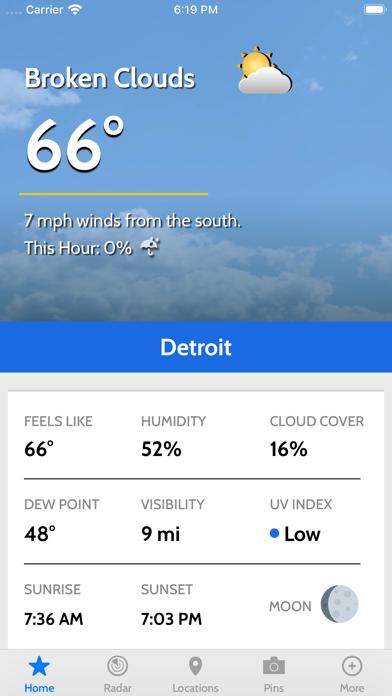 Local4Casters Weatherのおすすめ画像1