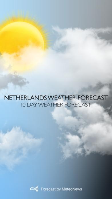 Weather for the Netherlandsのおすすめ画像1