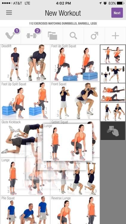 Anytime Workouts screenshot-4