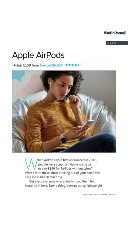 iPad & iPhone User magazine. screenshot-6